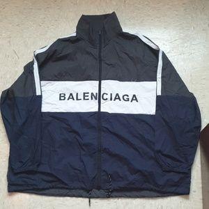 Balenciaga Campaign Nylon Jacket 18SS